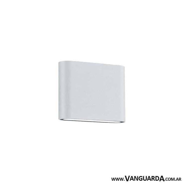 Aplique de Pared Exterior Lagoon Blanco