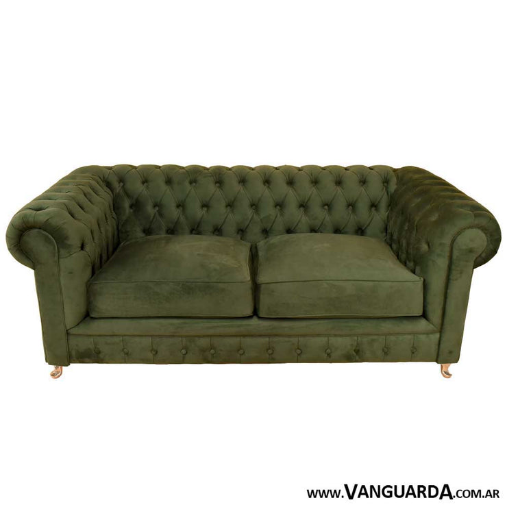 sofá chesterfield original