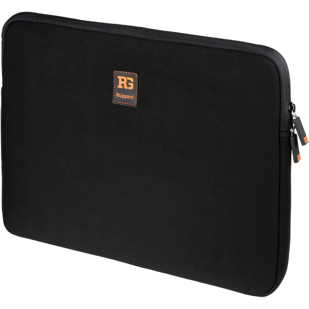 "Ruggard Ultra-Thin Sleeve for 14"" Laptop/Tablet (Black)"