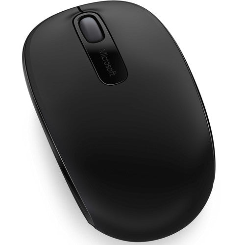 Microsoft Wireless Mouse 1850 (Black)