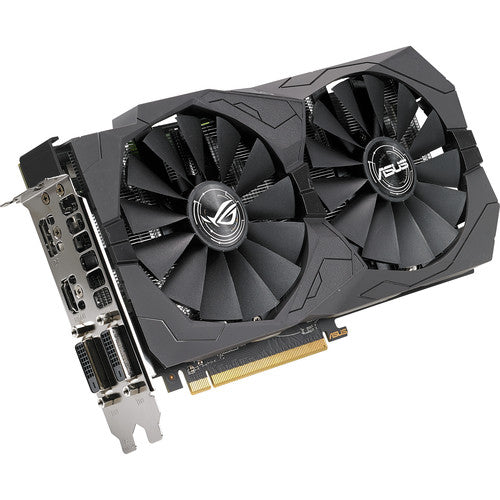 ASUS Republic of Gamers Strix 4G OC Radeon RX 570 Graphics Card