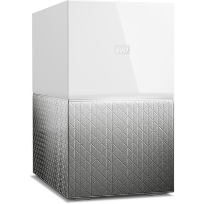 WD My Cloud Home Duo 16TB 2-Bay Personal Cloud NAS Server (2 x 8TB)