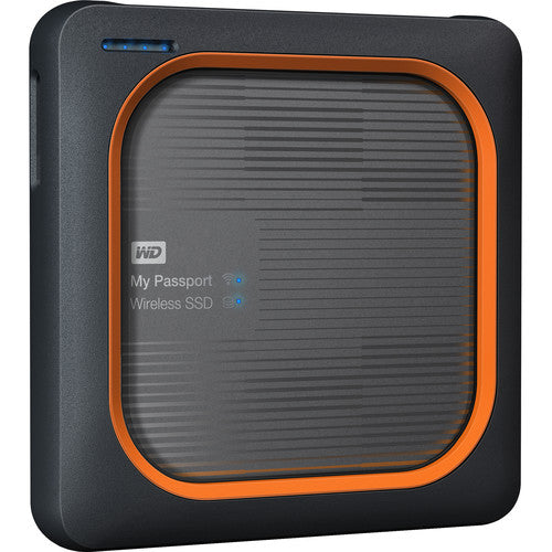 WD 250GB My Passport Wireless SSD