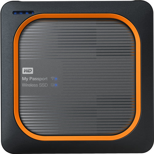 WD 2TB My Passport Wireless SSD