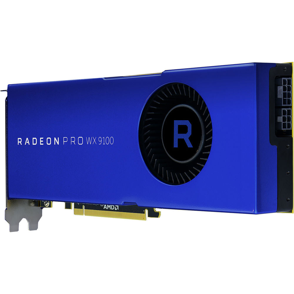 AMD Radeon Pro WX 9100 Graphics Card