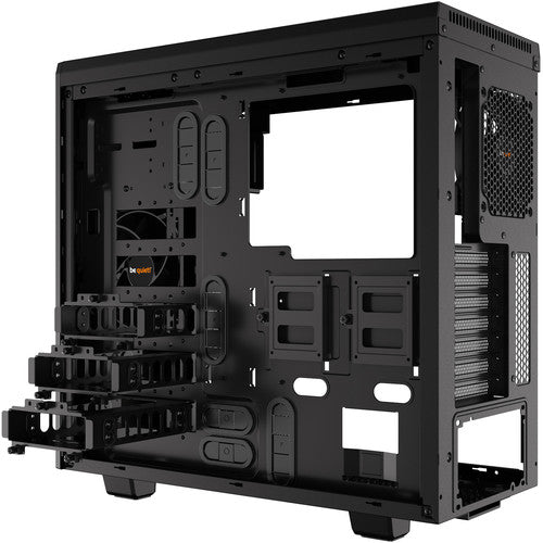 be quiet! Pure Base 600 Mid-Tower Case (Window, Black)