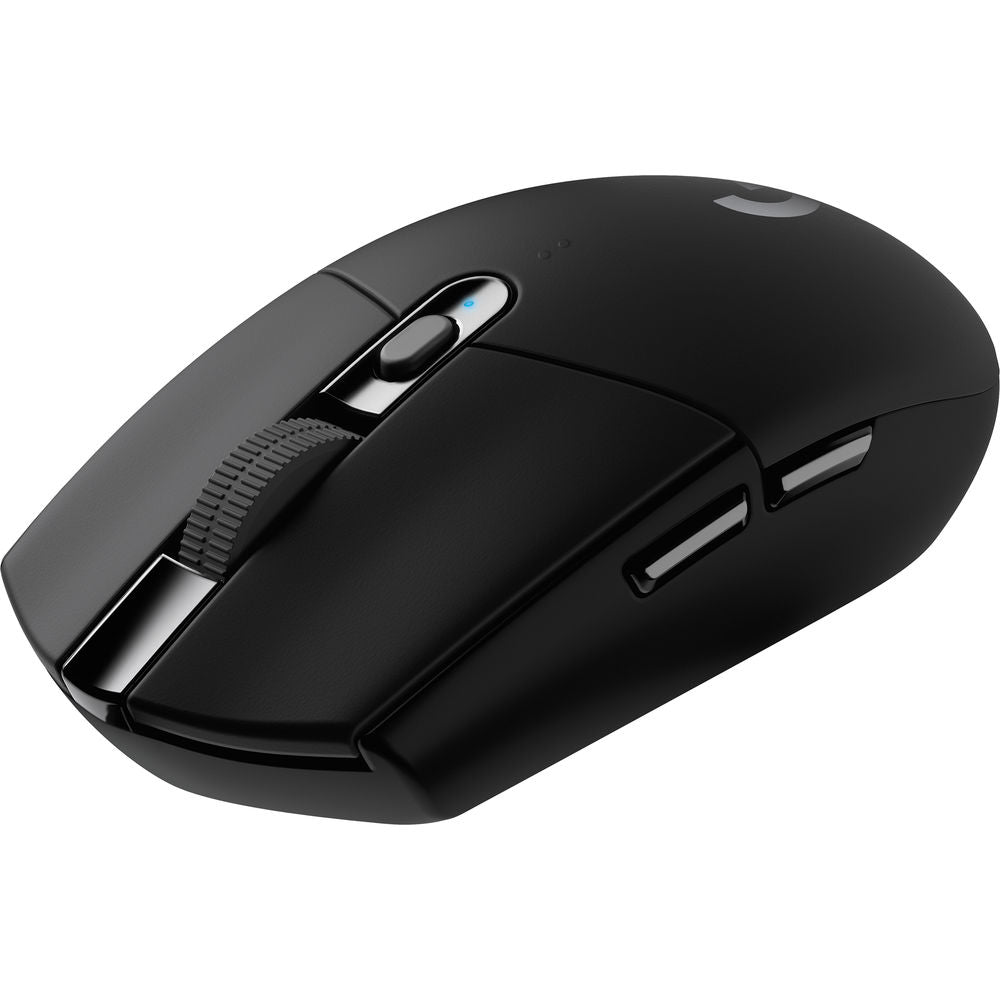 Logitech G305 LIGHTSPEED Wireless Mouse (Black)
