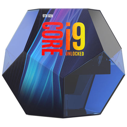Intel Core i9-9900K 3.6 GHz Eight-Core LGA 1151 Processor