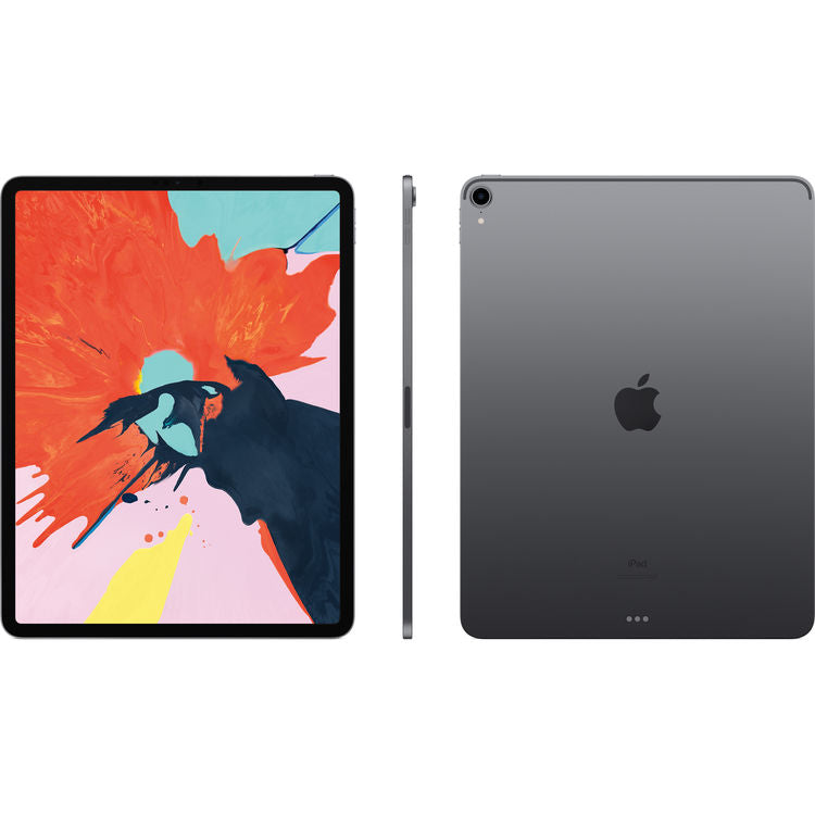 "Apple 12.9"" iPad Pro (Late 2018, 512GB, Wi-Fi Only, Space Gray)"
