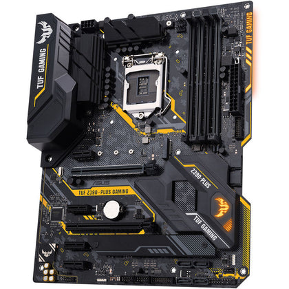 ASUS TUF Z390-Plus Gaming Z390 LGA 1151 ATX Motherboard
