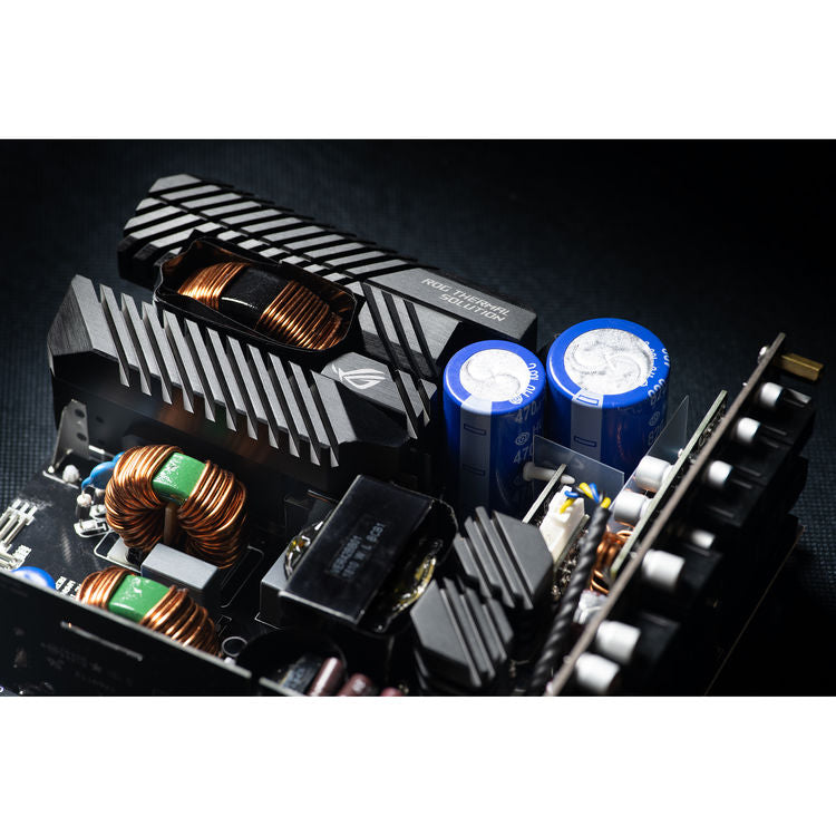 ASUS Republic of Gamers Thor 1200W 80 Plus Platinum Modular Power Supply