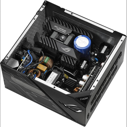 ASUS Republic of Gamers Thor 850W 80 Plus Platinum Modular Power Supply