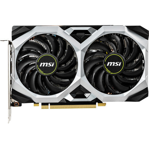 MSI GeForce GTX 1660 Ti VENTUS XS OC Graphics Card