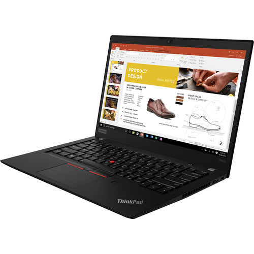 "Lenovo 14"" ThinkPad T490 Laptop (Black)"