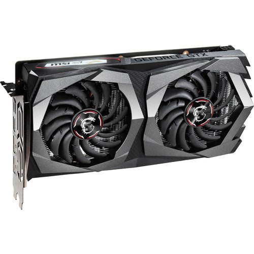 MSI GeForce GTX 1650 GAMING X Graphics Card