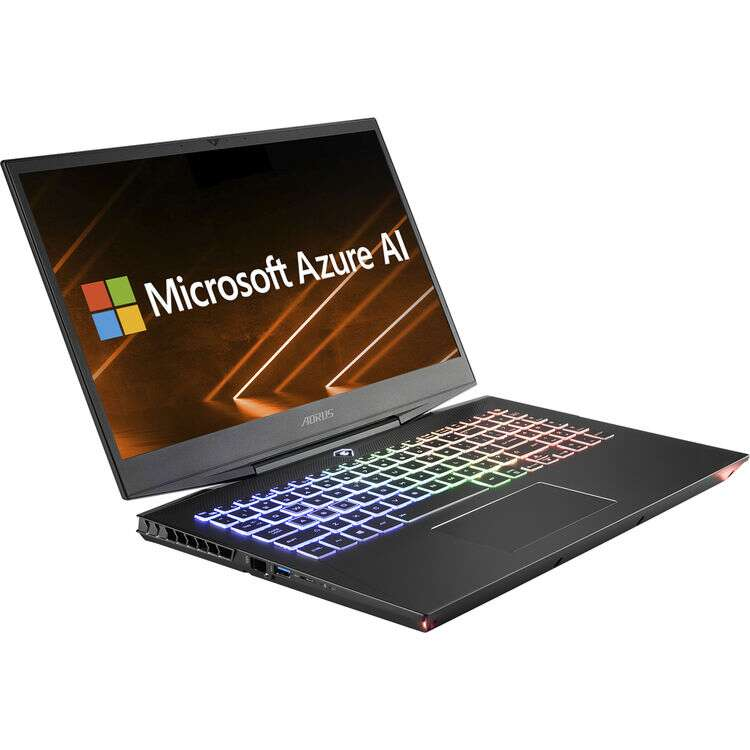 "Aorus 15.6"" 15-WA-F74ADW Gaming Laptop"