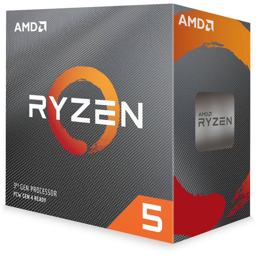 AMD Ryzen 5 3600 3.6 GHz Six-Core AM4 Processor