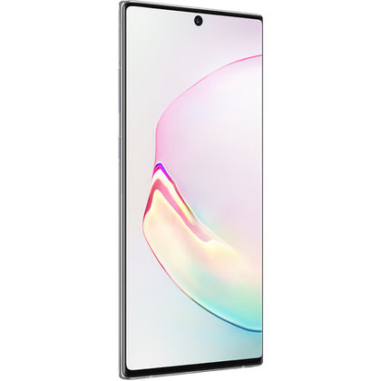 Samsung Galaxy Note10 SM-N970U 256GB Smartphone (Unlocked, Aura White)
