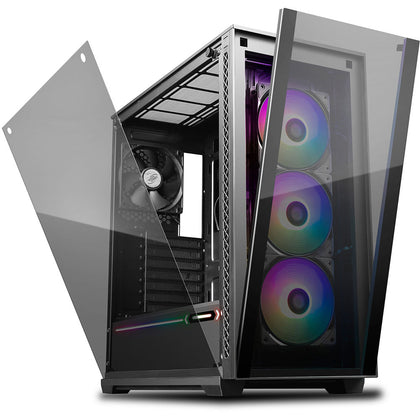 Deepcool MATREXX 70 ADD-RGB 3F Mid-Tower ATX Case