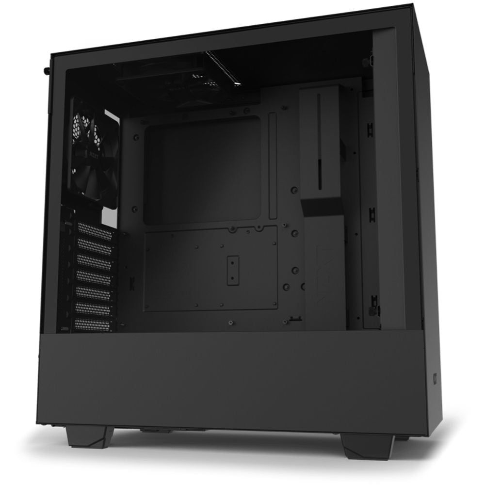 NZXT H510 Mid-Tower Case (Matte Black)
