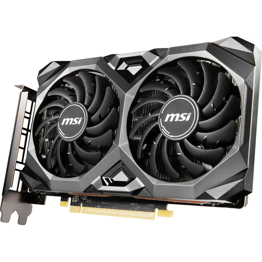 MSI Radeon RX 5500 XT MECH OC Graphics Card