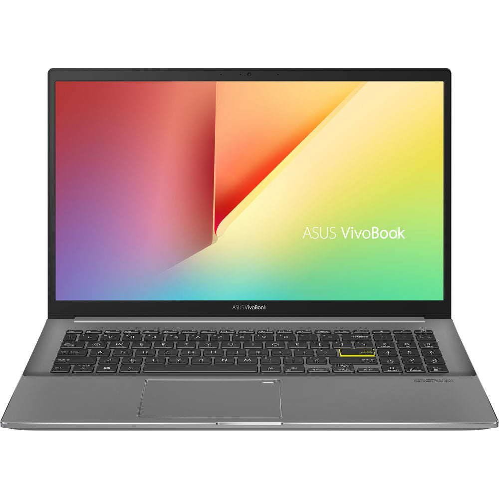 "ASUS 15.6"" VivoBook S15 S533FA Laptop (Core i5, 8GB DDR4, 512GB SSD, Intel UHD, Indie Black)"