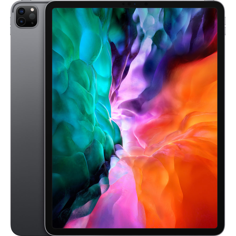 "Apple 11"" iPad Pro (Early 2020, 512GB, Wi-Fi + 4G LTE, Space Gray)"