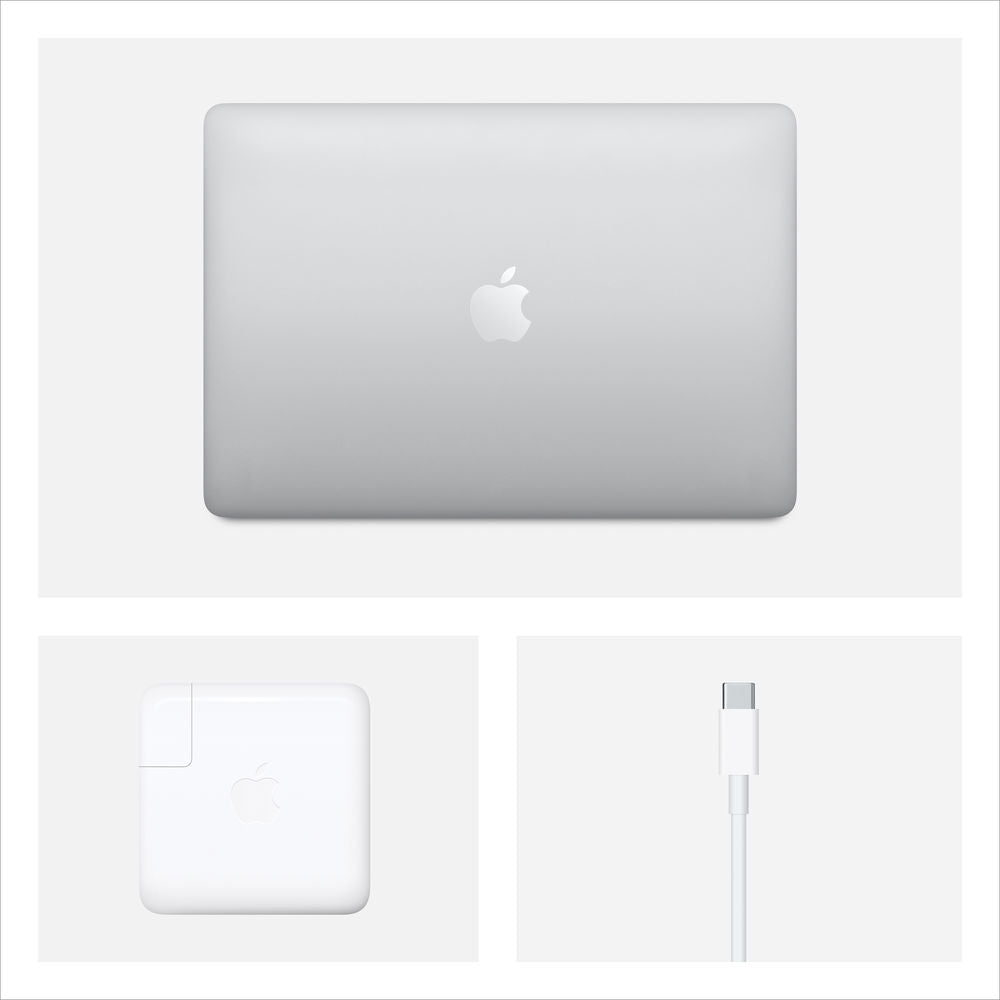 "Apple 13.3"" MacBook Pro with Retina Display (Mid 2020, Silver) i7 