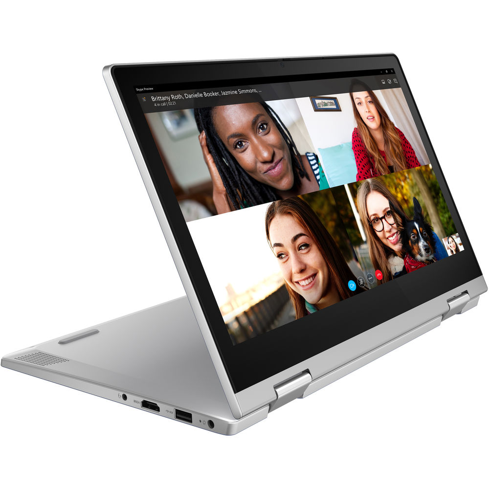"Lenovo 11.6"" IdeaPad Flex 3 2-in-1 Touchscreen Notebook (Gray)"