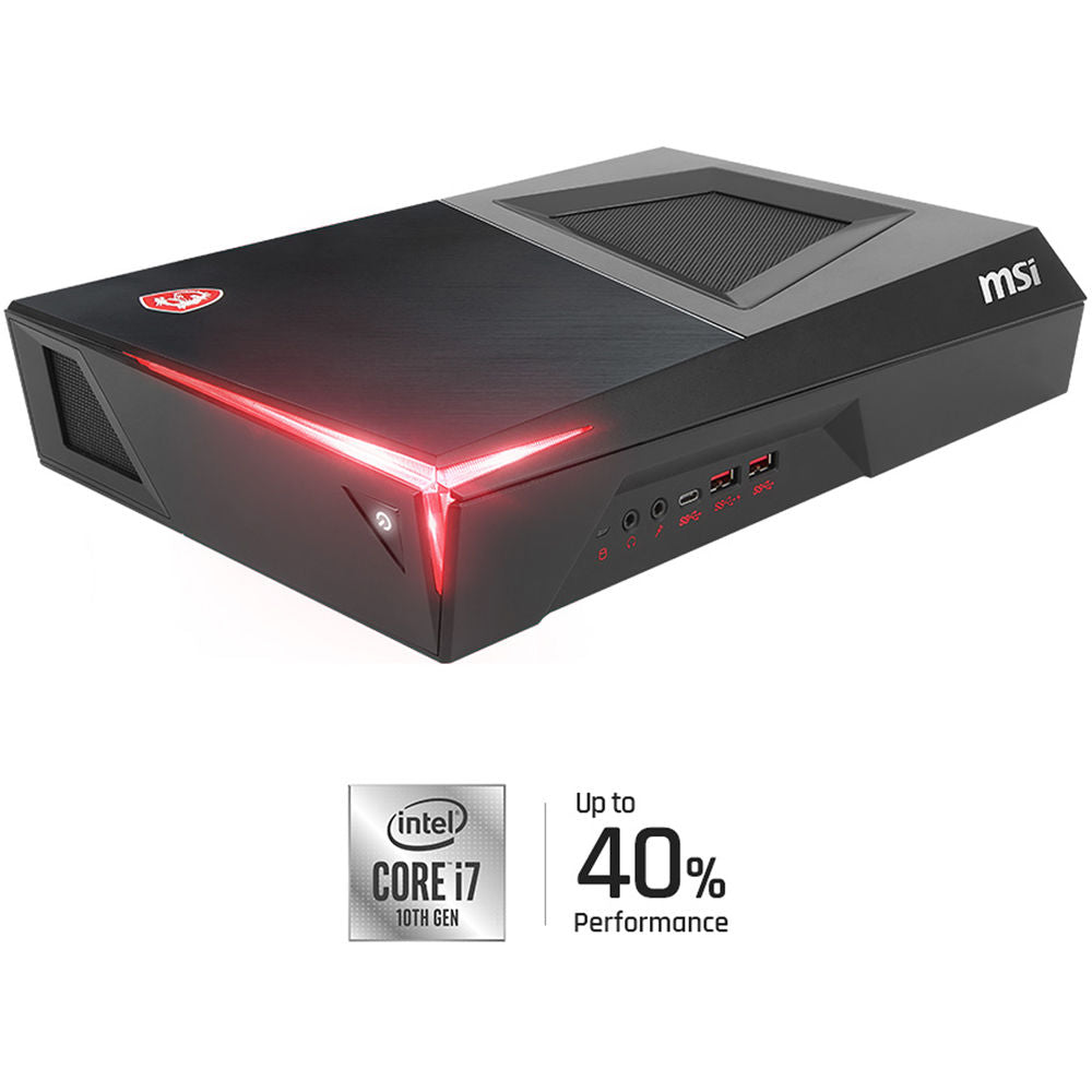 MSI MPG Trident 3 10SI-003US Mini Gaming Desktop Computer
