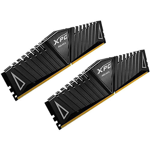 Xpg 16GB Z1 DDR4 3000 MHz UDIMM Desktop Memory Kit (2 x 8GB, Black)