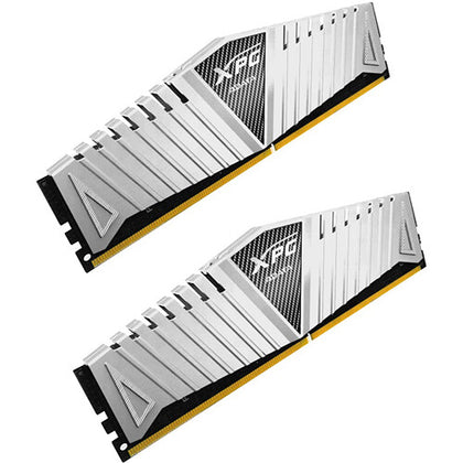 Xpg 16GB Z1 DDR4 3000 MHz UDIMM Desktop Memory Kit (2 x 8GB, Silver)