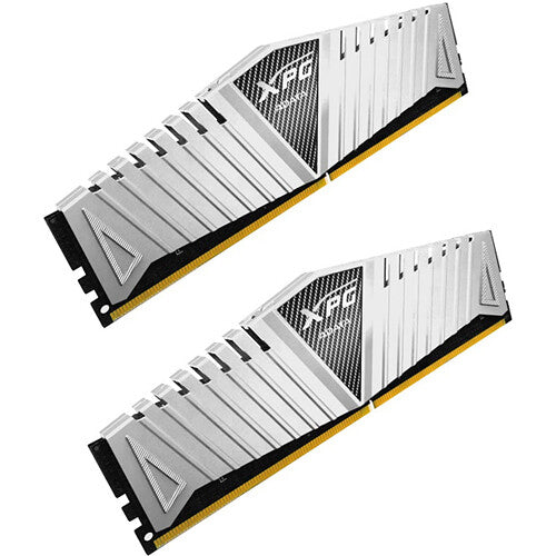 Xpg 16GB Z1 DDR4 3200 MHz UDIMM Desktop Memory Kit (2 x 8GB, Silver)