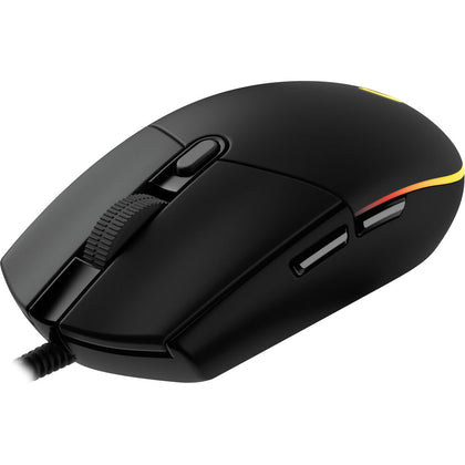 Logitech G G203 Lightsync Mouse Black