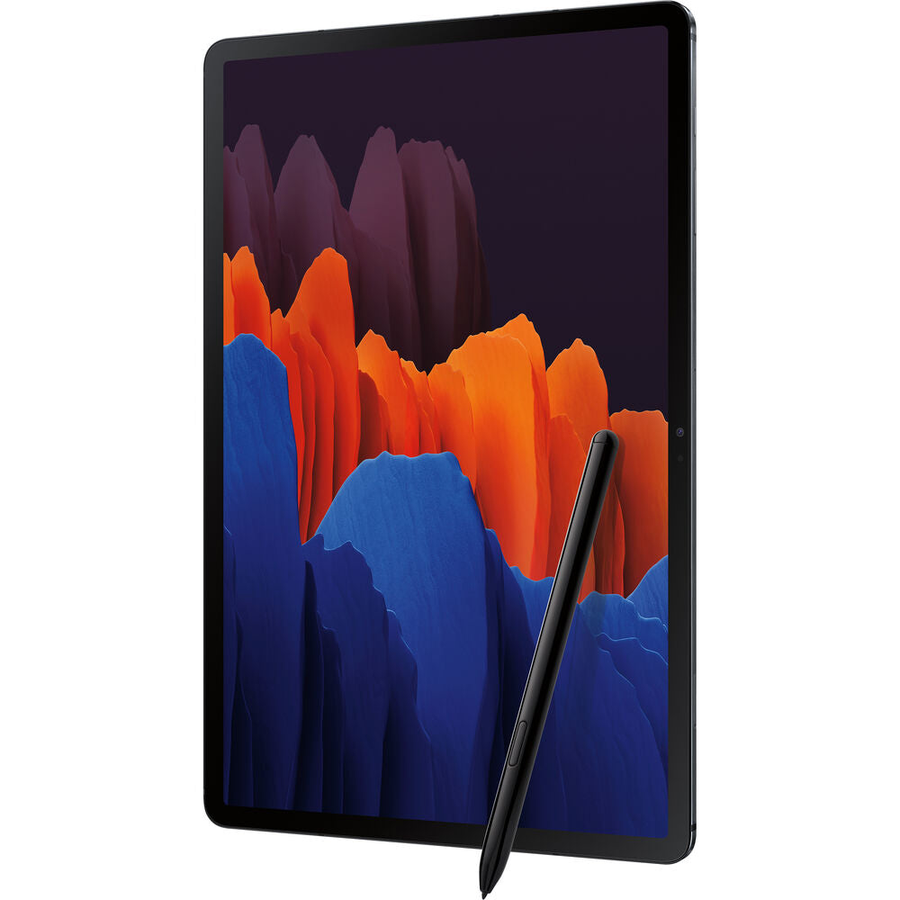 "Samsung 12.4"" Galaxy Tab S7+ 256GB Tablet (Wi-Fi Only, Mystic Black)"