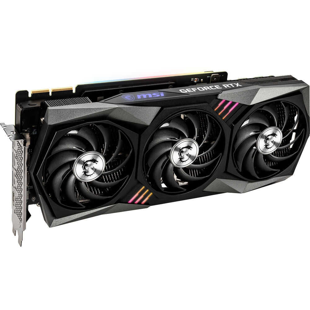 MSI GeForce RTX 3090 GAMING X TRIO 24G Graphic Card