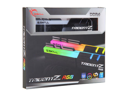 G.SKILL Trident Z RGB (For AMD) 16GB (2 x 8GB)  300Mhz