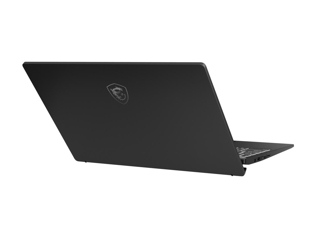 MSI Laptop Modern 14 B10RASW-078 Intel Core i7 10th Gen 10510U (1.80 GHz) 8 GB Memory 512 GB SSD NVIDIA GeForce MX330 14.0""