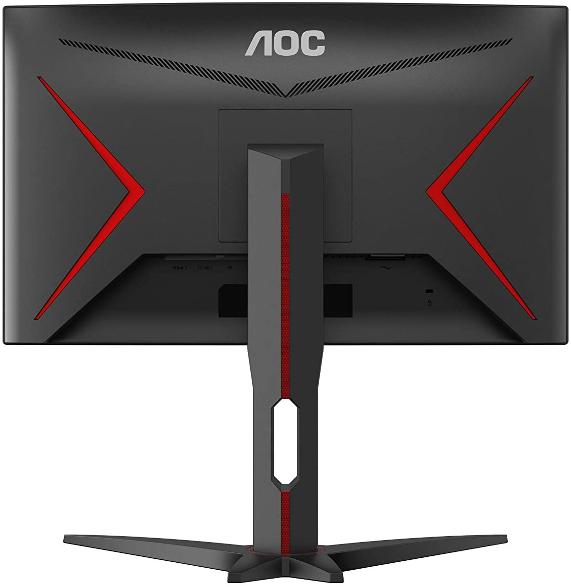 "AOC C24G1A 24"" Curved Frameless Gaming Monitor"