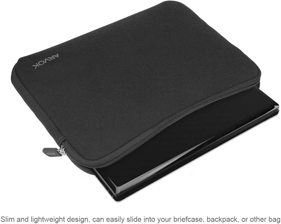 Arvok black 13-14 Inch Laptop Sleeve