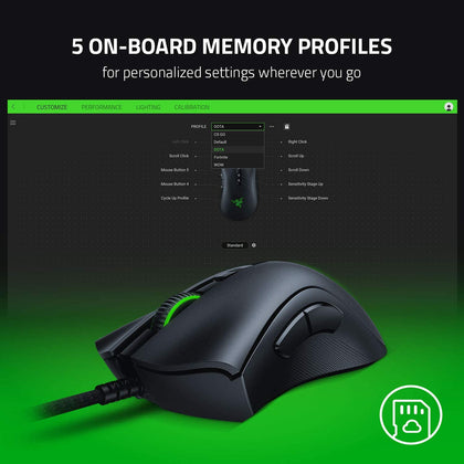 Razer DeathAdder V2 Gaming Mouse