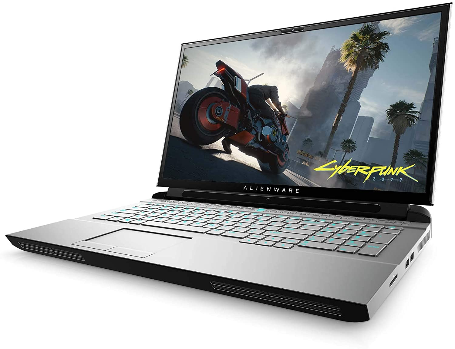 New Alienware Area 51M Gaming Laptop