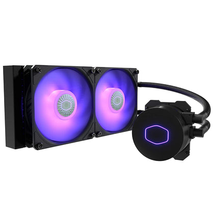 CoolerMaster Close-Loop AIO CPU Liquid Cooler