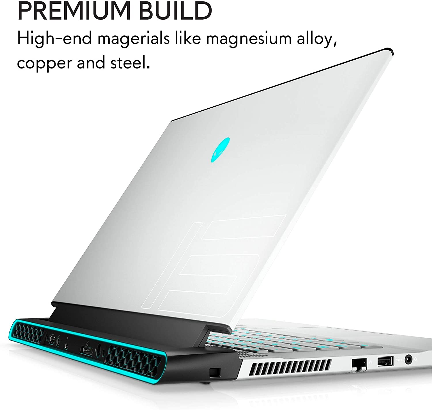 New Alienware m15 Gaming Laptop