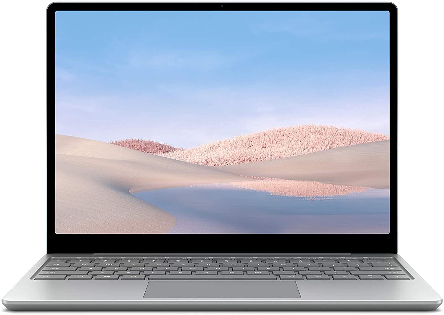 "Microsoft 12.4"" Multi-Touch Surface Laptop Go (Platinum)  i5 
