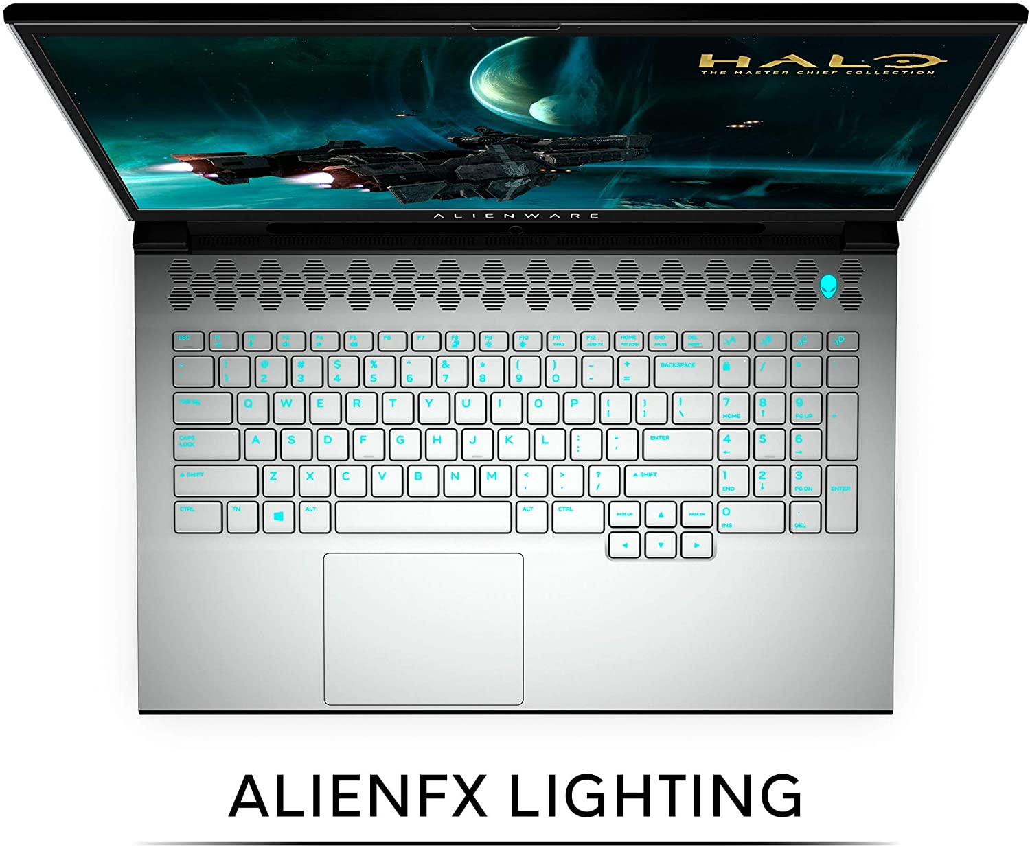 New Alienware m17 R3 Gaming Laptop