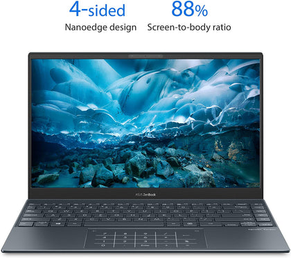 "ASUS ZenBook 13 Ultra-Slim Laptop 13.3"" FHD NanoEdge Bezel Display"
