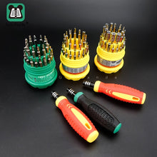 Load image into Gallery viewer, Free Shipping 31 in 1 Precision Handle Screwdriver set Mobile Phone Repair Kit Tools 7001