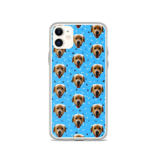 Mixbu iPhone 11 / Blue MixbuDog iPhone Case