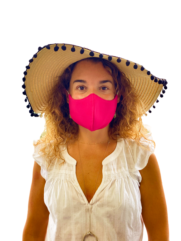 Cotton Triple-Layer Masks